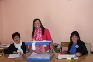 Mesa Electoral de Gallegos de Argañán