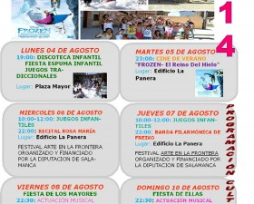 semana cultural gallegos