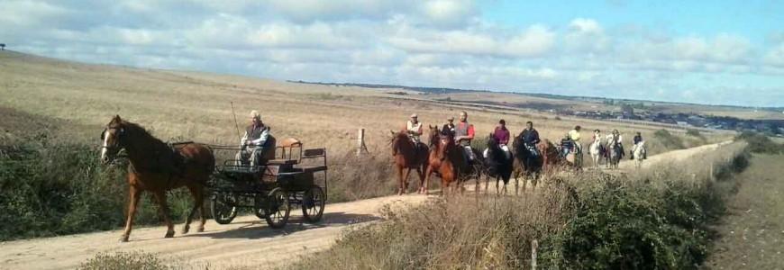 ruta del caballo
